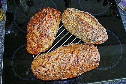 Dreierlei Partybrot, ein schmackhaftes Rezept aus der Kategorie Brot und Brötchen. Bewertungen: 12. Durchschnitt: Ø 3,9.