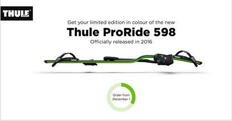 Por años, el portabicicletas para techo ProRide 591 de Thule ha sido una de las mejores propuestas del mercado, permitiendo una transportación con todo y ruedas. Sin en cambio, la versión ProRide 598 es una progresión del diseño original 591. Los detalles de esta nueva baca que arriba al mercado son realmente escasos, pero intentaremos