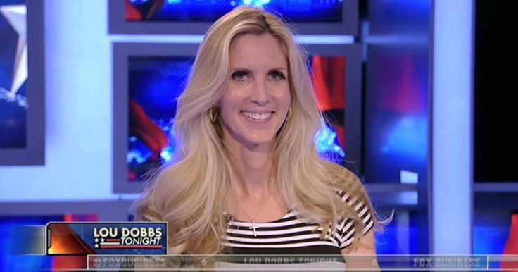 Coulter Repeats What is Becoming Obvious to the GOP: They Don't Want to Run Against Bernie