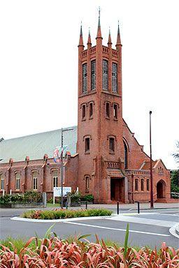 All Saints Anglican Church, Palmerston North | Ann Allen