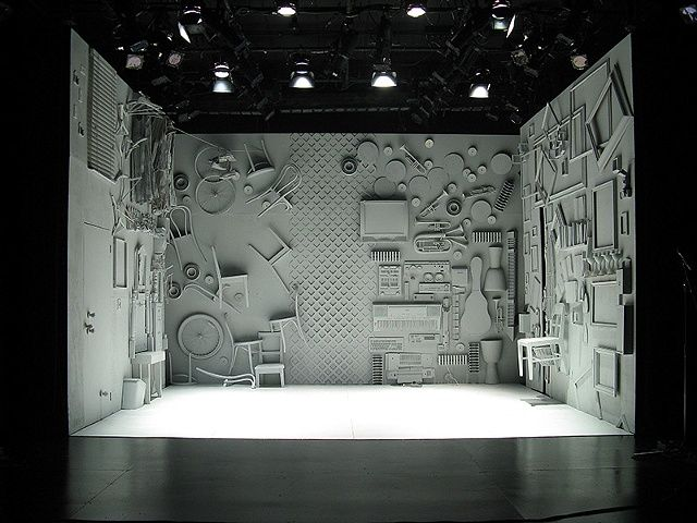 Best 25+ Scenic design ideas on Pinterest | Set design theatre ...