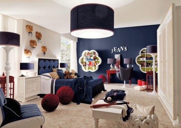 Дизайн комнаты для подростка-мальчика