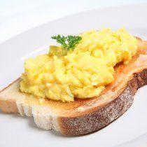 Receta de Los Mejores Huevos Revueltos