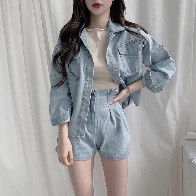 Pin Oleh Lara Rogers Di Ropa Gaya Model Pakaian Korea Pakaian Fashion Gaya Model Pakaian