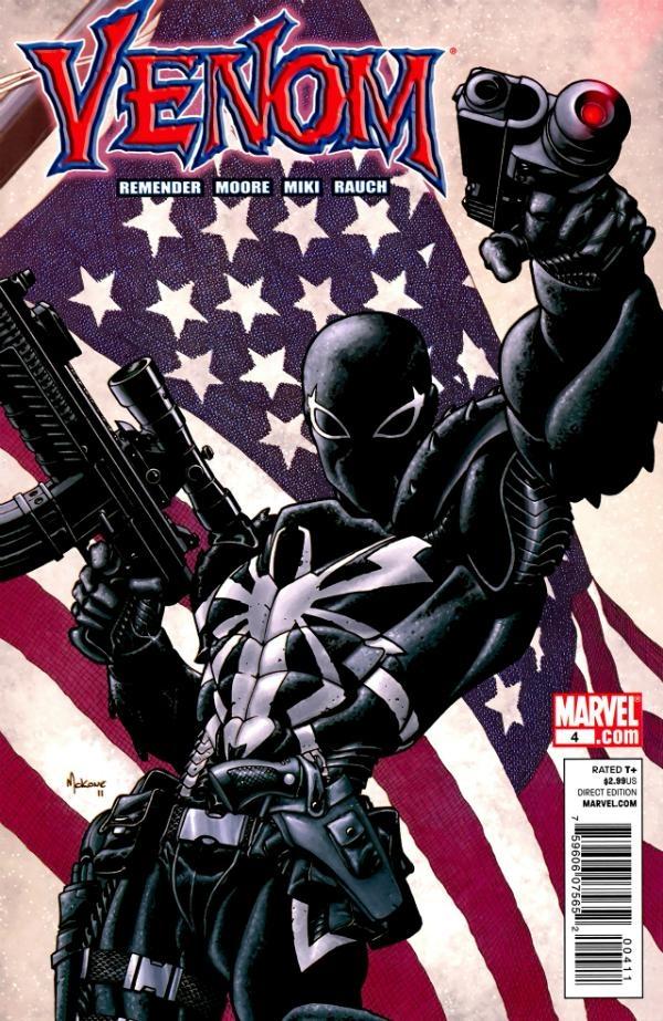Venom #4 | Comic Book Covers | Pinterest