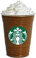 Starbucks Mocha Frappuccino Made Skinny. Each skinny (12 oz) drink, including whipped cream, has just 78 calories, 0 fat and 2 Weight Watchers POINTS PLUS. http://www.skinnykitchen.com/recipes/starbucks-mocha-frappuccino-made-skinny/