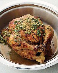Food & Wine: Spicy Roast Chicken
