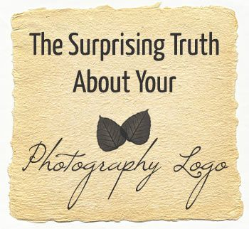 A photography logo is part of generating clients. Click to understand the