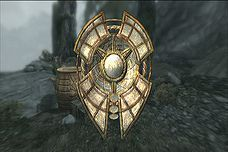 Certainly one of the more useful shields in the game.  Spellbreaker - The Elder Scrolls V: Skyrim Wiki Guide - IGN