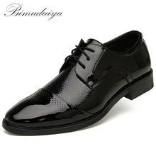 Like and Share if you want this  BIMUDUIYU Classic Business Men's Breathable Dress Flat Shoes Round Head Casual Style Male Leather  Black / Brown Wedding Shoes     Tag a friend who would love this!     FREE Shipping Worldwide     #Style #Fashion #Clothing    Get it here ---> http://www.alifashionmarket.com/products/bimuduiyu-classic-business-mens-breathable-dress-flat-shoes-round-head-casual-style-male-leather-black-brown-wedding-shoes/