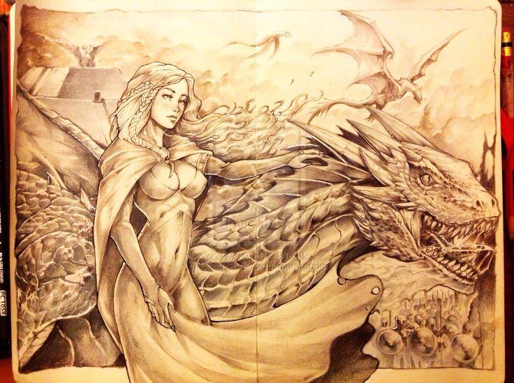 DeLaRose A Story of Dragons 45da1ac641de478c64a92584db549c8e