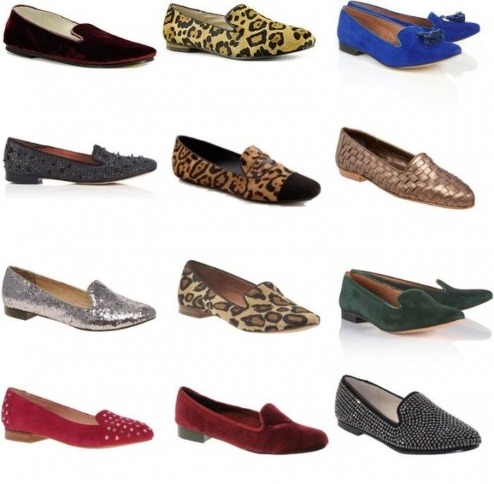 2015 Shoe Trend Forecast for Fall  Winter ... smokingslipper └▶ └▶ http://www.pouted.com/?p=36464