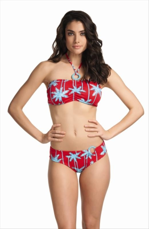 Freya bikini top strapless South Pacific DD-GG