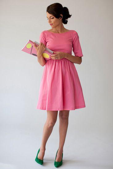pretty in pink - Maria Westerlind worn by Emma Magnuson