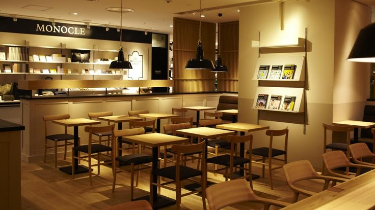 Monocle Cafe Tokyo