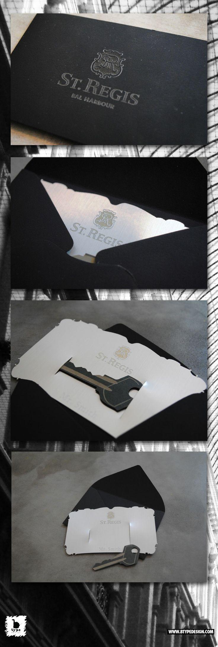 Invitation event / key envelope