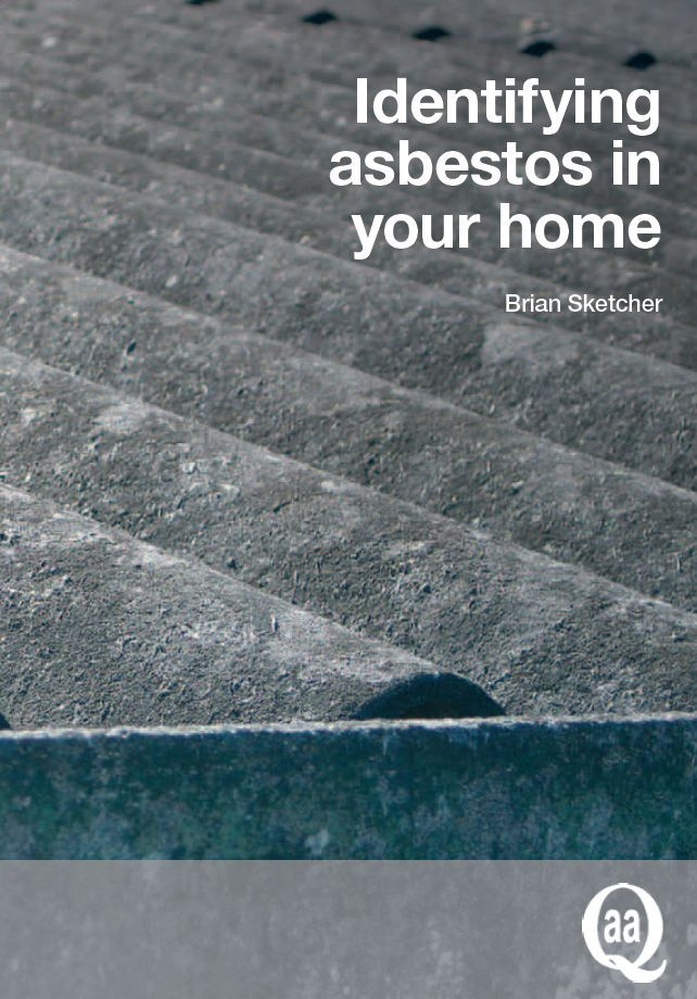 One of the books we have for sale in regard to Asbestos in Australia. this one helps the home renovator find out what is Asbestos containing in their house or home.