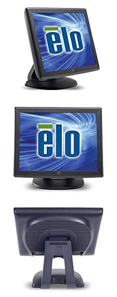 Elo Touch. Elo 1515L Desktop Touchscreen LCD Monitor - 15-Inch - Surface Acoustic Wave - 1024 x 768 - 4:3 - Dark Gray E700813.  #elo #touch #elotouch