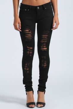 Chloe Ripped Skinny Jeans at boohoo.com http://www.boohoo.com/europe/fashion-denim/chloe-ripped-skinny-jeans/invt/azz44939/