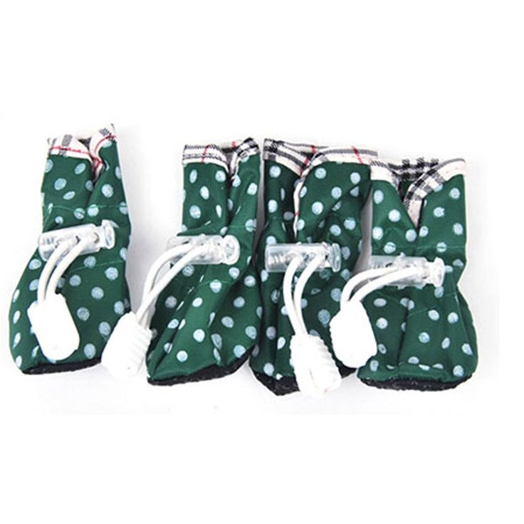 Elegant High Quality Soft Bottom Waterproof Boots Dog Shoes Green Cute Convenience For All Kinds Of Pet Dog // FREE Shipping //     Get it here ---> https://thepetscastle.com/elegant-high-quality-soft-bottom-waterproof-boots-dog-shoes-green-cute-convenience-for-all-kinds-of-pet-dog/    #hound #sleeping #puppies