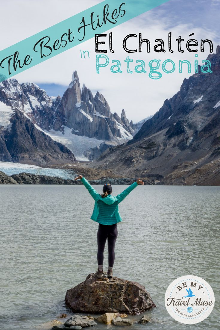 What are the best hikes in El Chalten, Argentina? This guide has you covered from Fitz Roy to the lesser known Huemul Circuit. Happy Hiking!