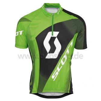 SCOTT koszulka z krótkim rekawem zielona