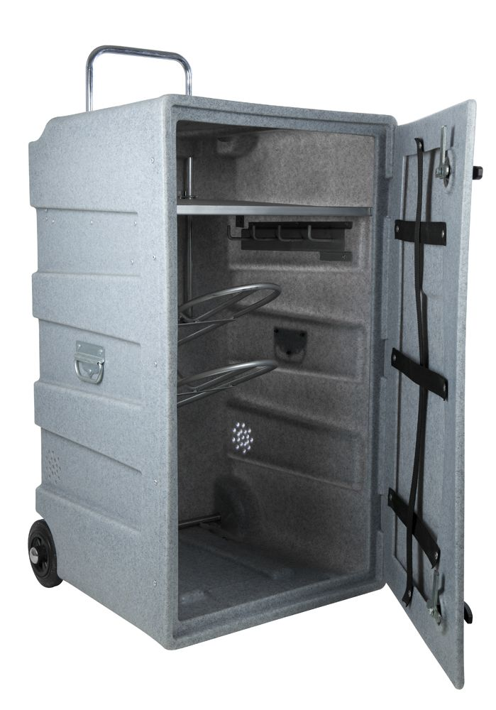 PFIFF tack locker with wheels « Saddle trunks « STABLE ...