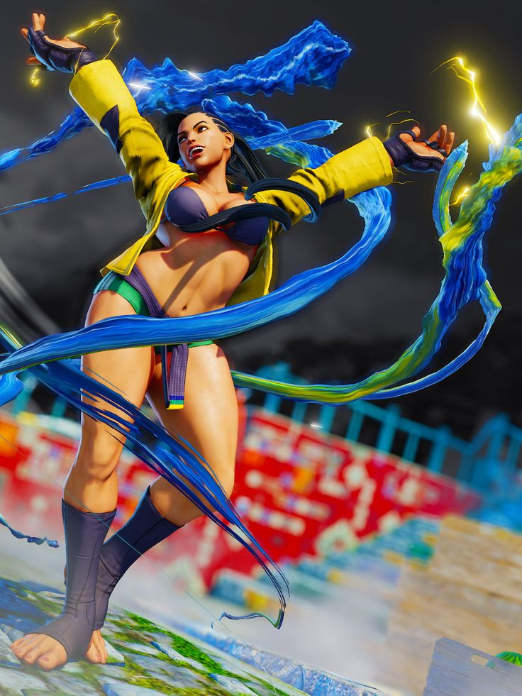 Dead End Thrills' incredible Street Fighter 5 screenshots image #7