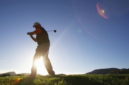 Image result for sunshine and golf