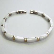 Boccia Titanium Schmuck, Armband, Titan, Ceramic, 0371-05, NEU