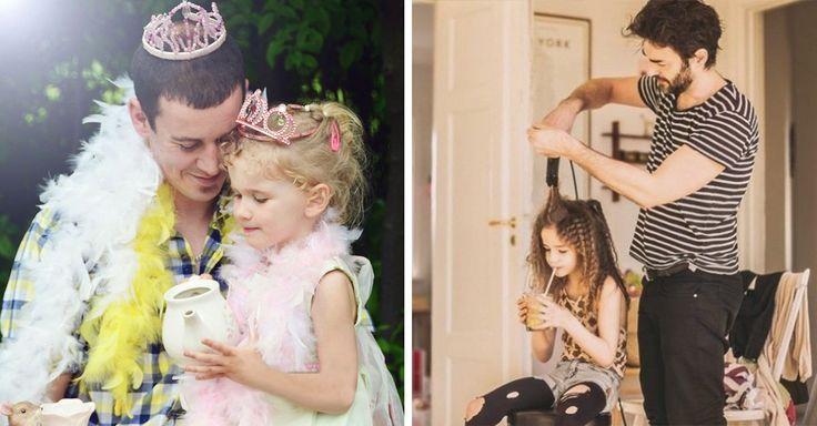 Una niña se convierte en la princesa de papá al nacer y sólo merece ser protegida y amada. Por eso estas son 15 cosas que el papá de una niña tiene que saber