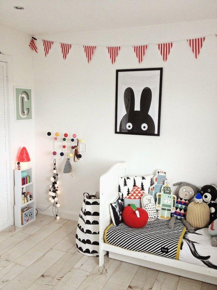 50 Deko Ideen Kinderzimmer   Reichtum An Farben, Motiven Und Ideen  Charakterisiert Ein Kinderzimmer