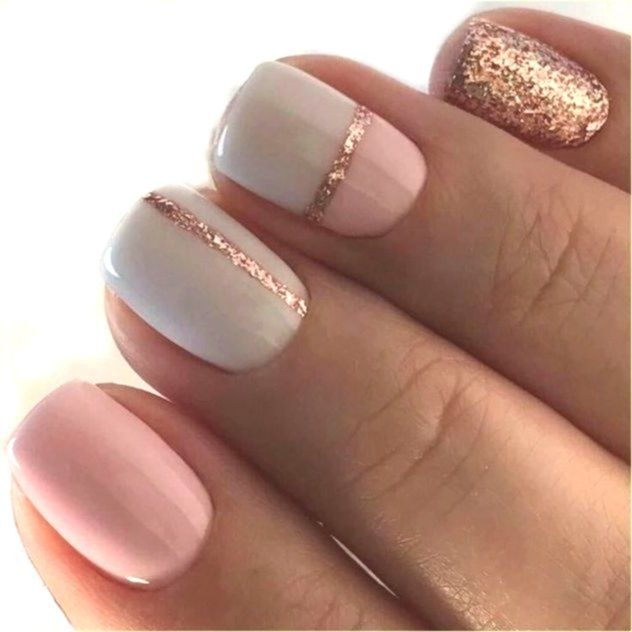 Summer Gel Nails 52 Elegant Summer Angel Nail Design Ideas