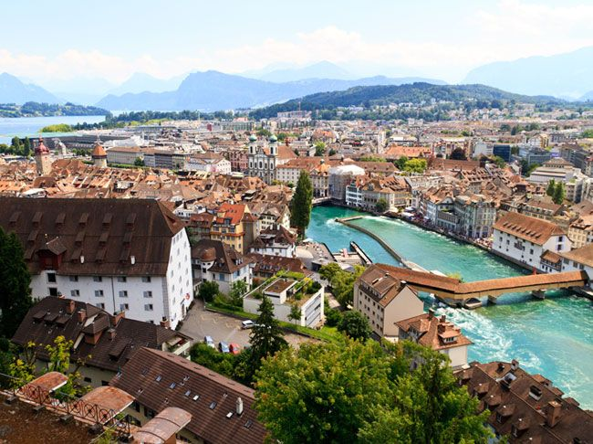 #Lucerne, #Switzerland This is where my mothers side of the family came from. Visited and fell in Love.