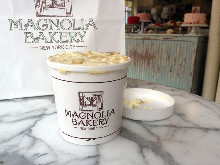 Magnolia's banana pudding recipe