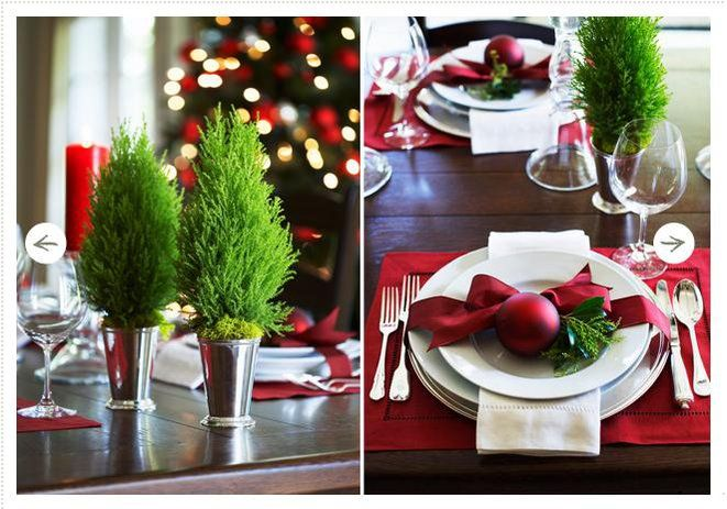[DEKORACJE] Piękne, inspirujące, proste dekorowanie stołu wigilijnego