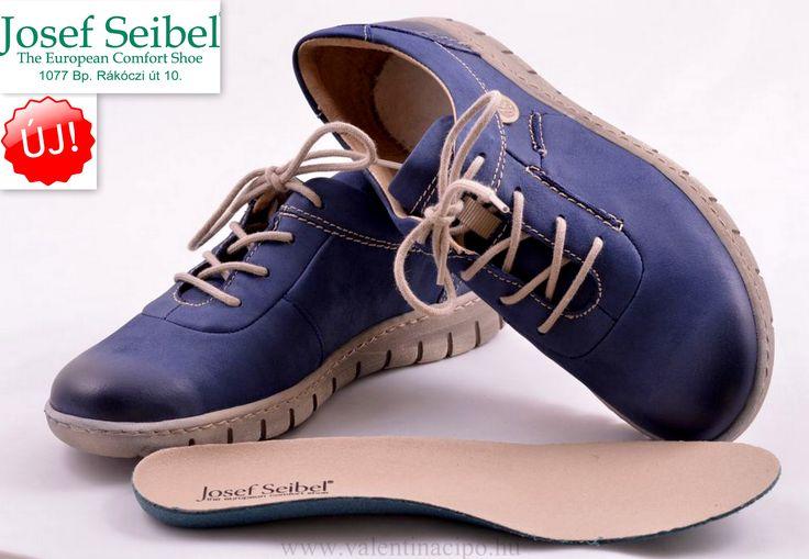 Josef Seibel női kék félcipő, ideális választás a hűvösebb reggelekre :)  http://www.valentinacipo.hu/josef-seibel/noi/kek/zart-felcipo/142652640  #josef_seibel #josef_seibel_cipőbolt #josef_seibel_webshop
