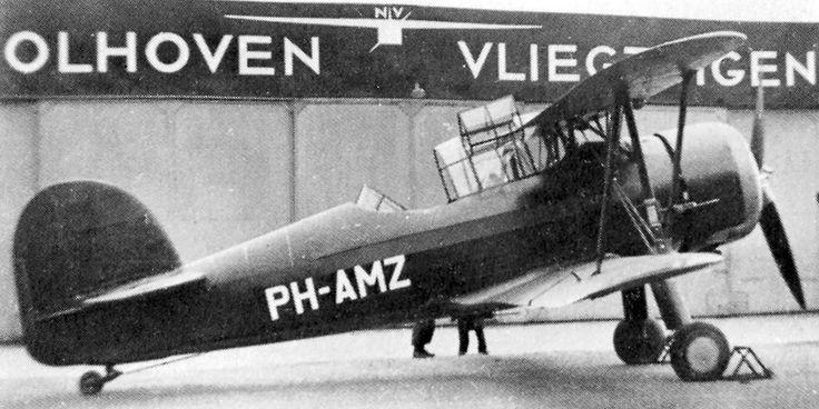 Koolhoven F.K.52 - (Koninklijke Nederlandse Luchtmacht)