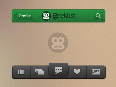 Geeklist-mobile