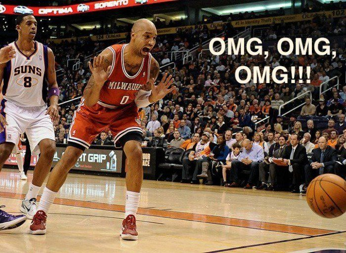 24 Perfectly Hilarious Basketball Pictures