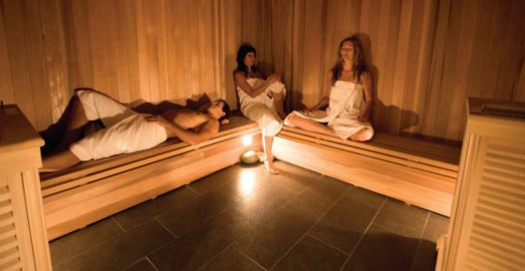 health benefits of the infrared sauna  |  YYoga