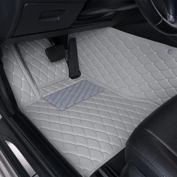 Diamond Car Mats Gray Luxury Car Mats Set Car Mats Luxury Car Interior Top Luxury Cars
