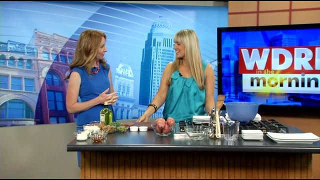 "Louisville chef a finalist for ""Food Network Star"" - WDRB 41 Louisville News-Damaris Phillips from Louisville, KY, winner of the ""Next Food Network Star"" contest in 2013."