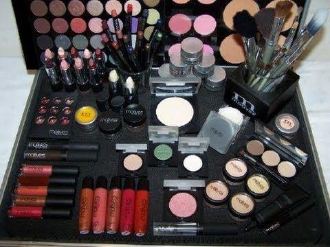 ▶ Kit Básico de Maquillaje. Productos y Consejos al Comprar. - YouTube