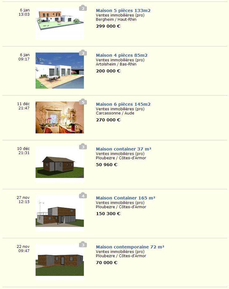 1000 id es sur le th me maisons containers sur pinterest for Modelisation maison 3d