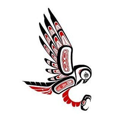 http://www.heremytattoo.com/images/tattoos/indian/Owl%20haida%20in%20flight%20tattoo.jpg
