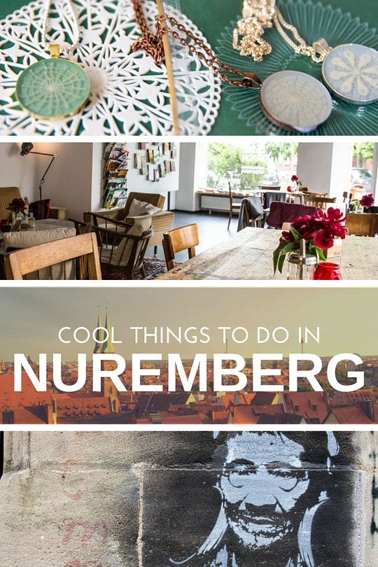 Nuremberg has way more to offer than its history, you just have to know where to…