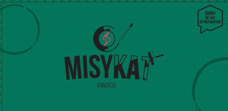 Misykat logo in preparations