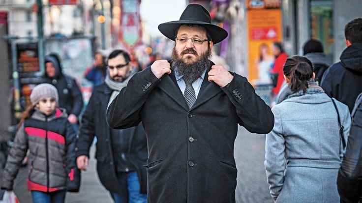 Gibt es No-go-Areas in deutschen Städten? Für manche Menschen schon. Unterwegs mit einem Rabbiner in Berlin – auf der Neuköllner Sonnenallee