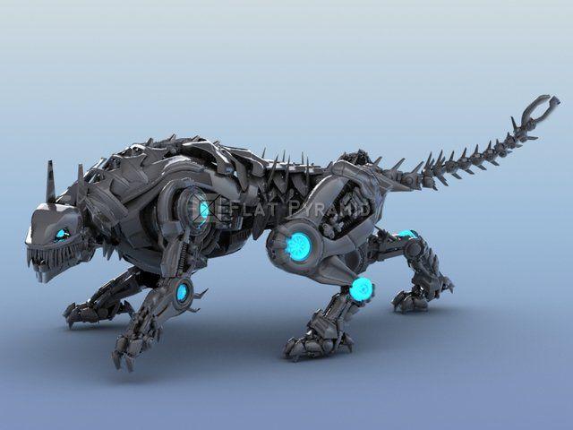 robot animal - Google Search